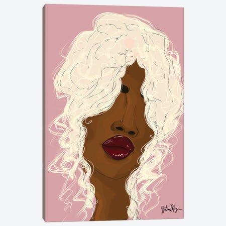 Freaknik Canvas Print #WWS17} by Winnie Weston Canvas Art