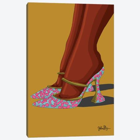 High Society Canvas Print #WWS20} by Winnie Weston Canvas Wall Art
