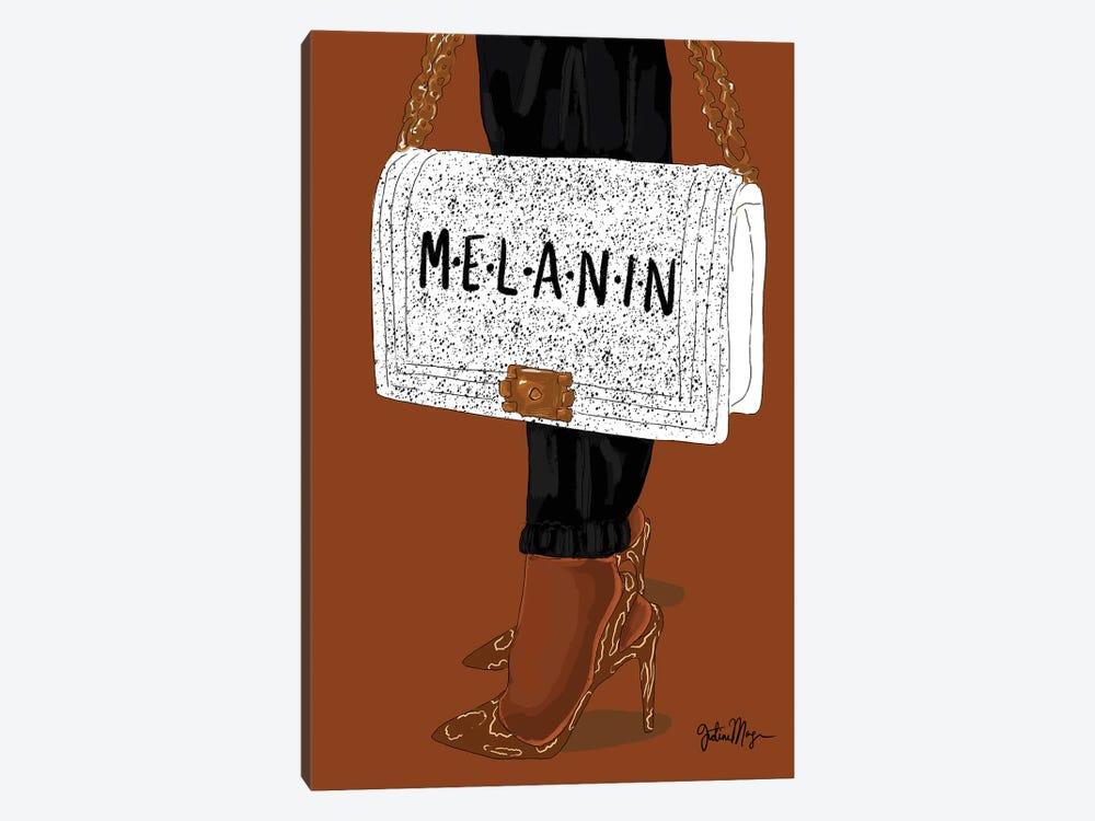 Melanin by Winnie Weston 1-piece Canvas Wall Art