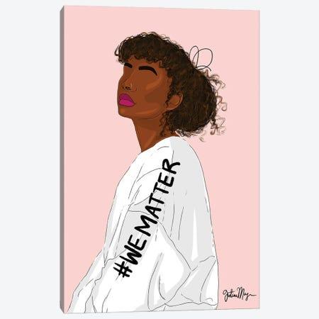 We Matter Canvas Print #WWS27} by Winnie Weston Canvas Print