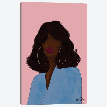 Stevie Canvas Print #WWS41} by Winnie Weston Canvas Wall Art