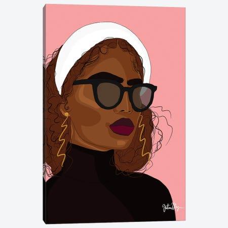 Maybe Today, Maybe Tomorrow Canvas Print #WWS47} by Winnie Weston Canvas Print