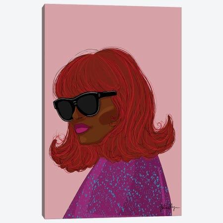 Rich Girl Canvas Print #WWS52} by Winnie Weston Canvas Art Print