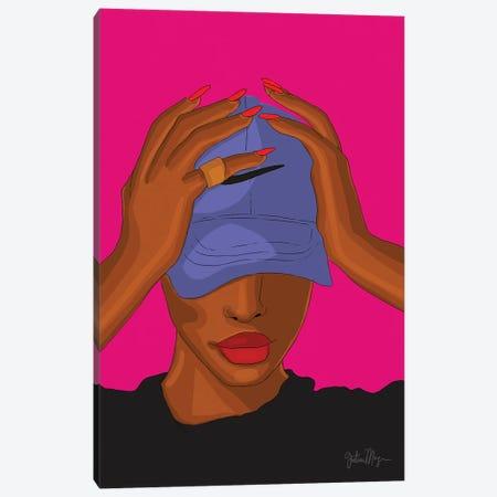 Errand Run Canvas Print #WWS6} by Winnie Weston Canvas Print