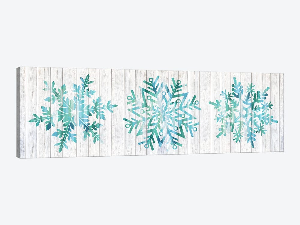 A Winter Blizzard by 5by5collective 1-piece Canvas Print