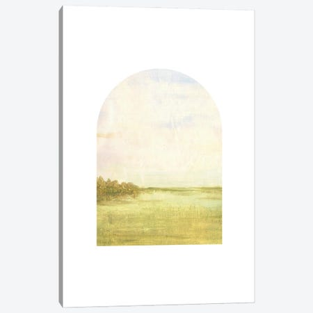 Archway Landscape Canvas Print #WWY305} by Whales Way Canvas Art Print