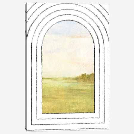 Archway Landscape #2 Canvas Print #WWY306} by Whales Way Canvas Print