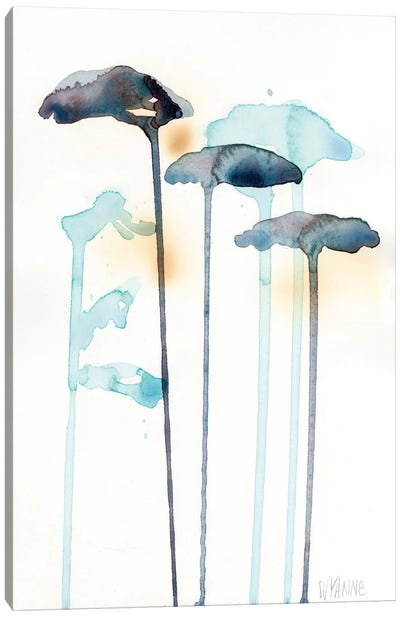 Botanical Study II Canvas Print #WYA10
