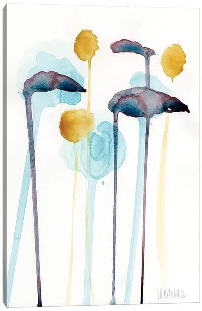 Botanical Study III Canvas Print #WYA11