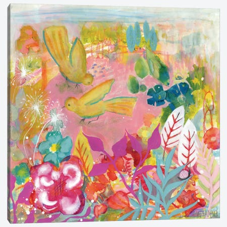 A New Day Canvas Print #WYA1} by Wyanne Canvas Art Print