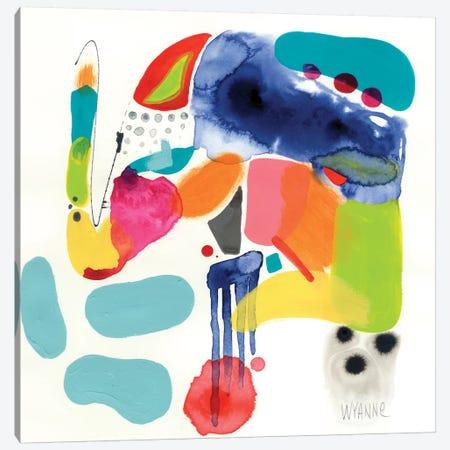 Pull Toy Canvas Print #WYA28} by Wyanne Canvas Print