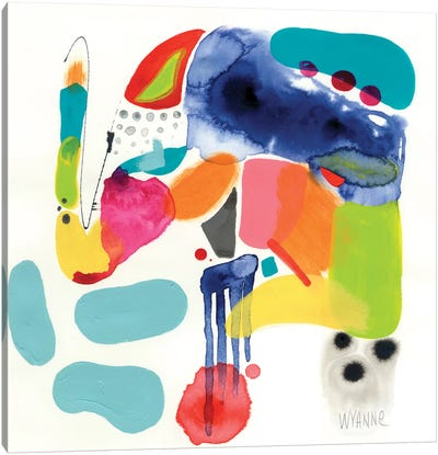 Pull Toy Canvas Print #WYA28