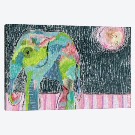 Summer Ellie Canvas Print #WYA33} by Wyanne Canvas Wall Art