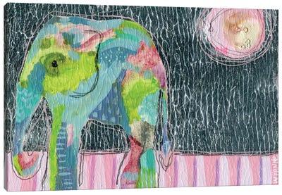 Summer Ellie Canvas Art Print
