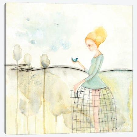 Choices Canvas Print #WYA60} by Wyanne Canvas Print