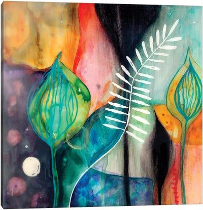 Collectedness Canvas Art Print