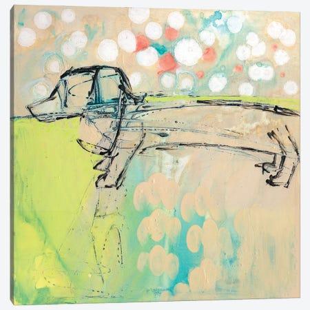 Dachshund Canvas Print #WYA64} by Wyanne Canvas Art