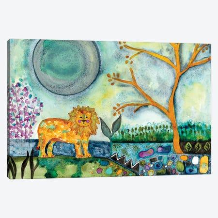 Peacemaker Canvas Print #WYA85} by Wyanne Canvas Artwork