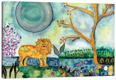 Peacemaker Canvas Art Print