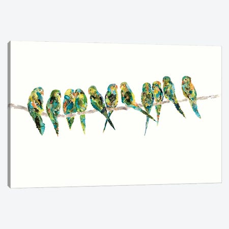 Perch Canvas Print #WYA86} by Wyanne Canvas Wall Art