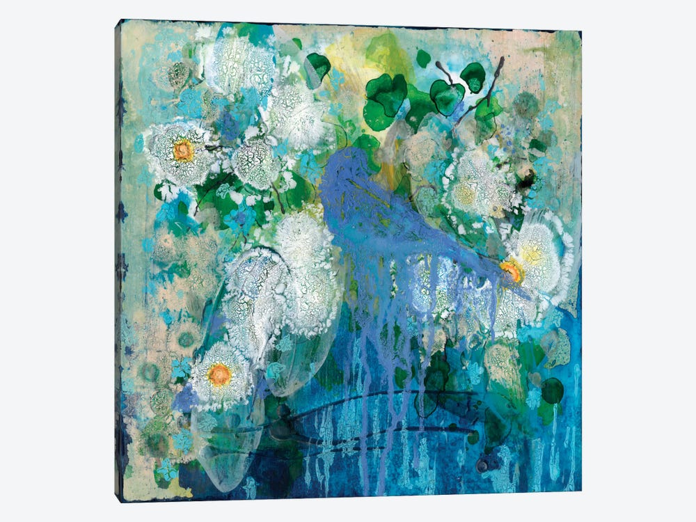 Bluebird Reflections by Wyanne 1-piece Canvas Art Print