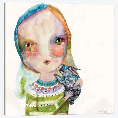 Snuggle Spot Canvas Print #WYA94} by Wyanne Canvas Art Print