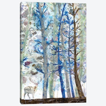 Stillness Canvas Print #WYA97} by Wyanne Art Print