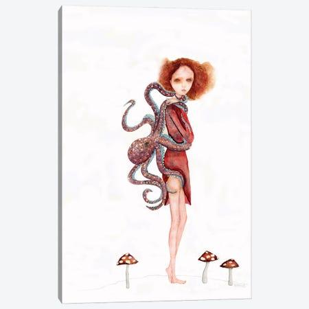 The Survivor Canvas Print #WYA99} by Wyanne Canvas Artwork