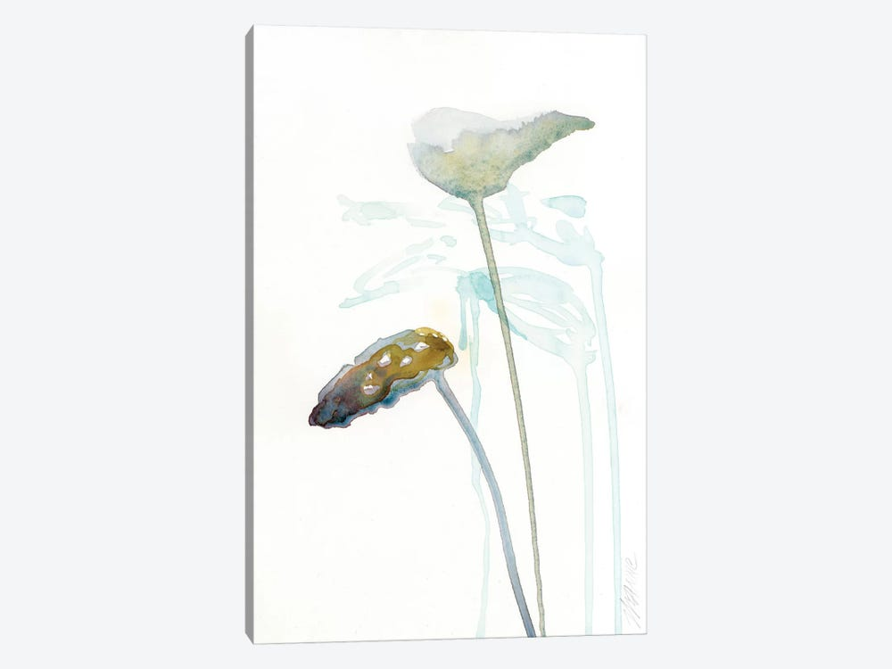 Botanical Study I by Wyanne 1-piece Canvas Art
