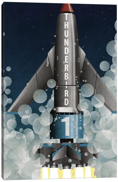 Thunderbird 1 Canvas Art Print