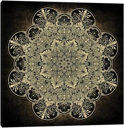 Mandala Canvas Art Print