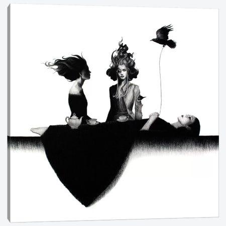 Feasting On Dreams Canvas Print #XAN11} by Anastasia Alexandrin Canvas Artwork