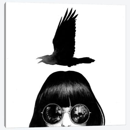 Fly Away Canvas Print #XAN13} by Anastasia Alexandrin Canvas Artwork