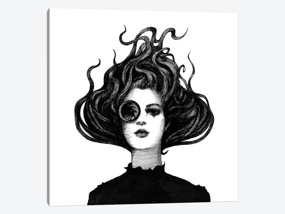 Inflamed by Anastasia Alexandrin 1-piece Art Print