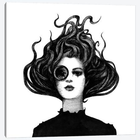 Inflamed 3-Piece Canvas #XAN18} by Anastasia Alexandrin Canvas Art