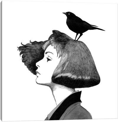 Ingrid Canvas Art Print