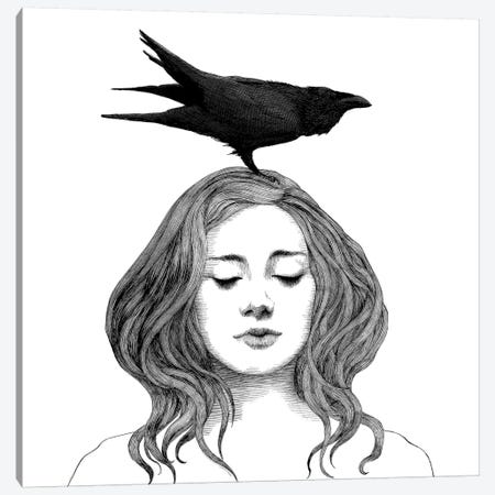 Adel Canvas Print #XAN1} by Anastasia Alexandrin Canvas Art