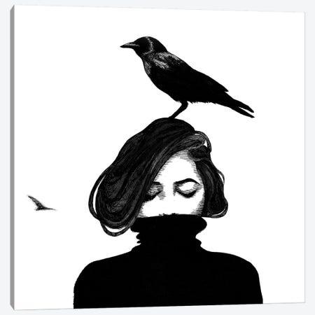 Mission Fly Away Canvas Print #XAN25} by Anastasia Alexandrin Canvas Wall Art