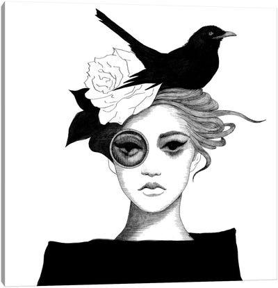 Penelope Canvas Art Print