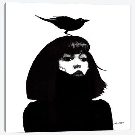 Ricki Canvas Print #XAN35} by Anastasia Alexandrin Canvas Print