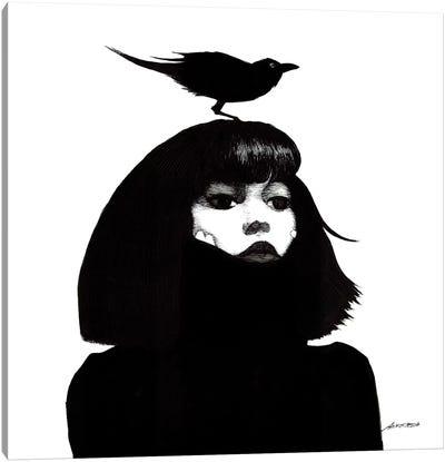 Ricki Canvas Art Print