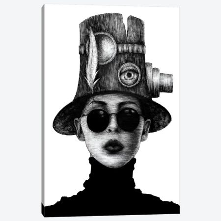 Steampunk Canvas Print #XAN37} by Anastasia Alexandrin Art Print