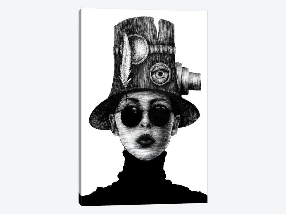 Steampunk by Anastasia Alexandrin 1-piece Canvas Wall Art