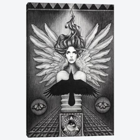 Monarch 72 Canvas Print #XAN46} by Anastasia Alexandrin Canvas Art