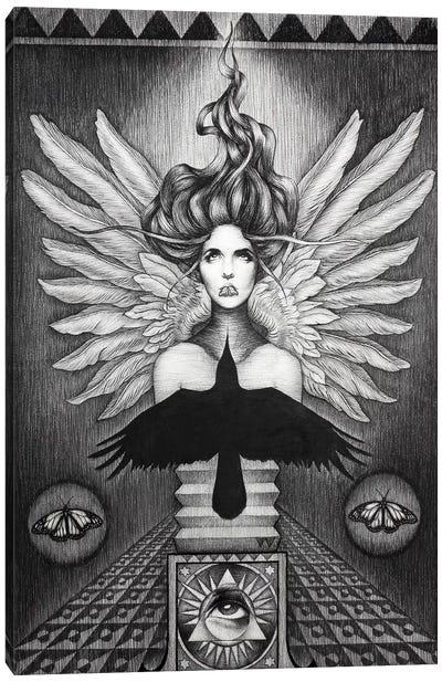 Monarch 72 Canvas Art Print