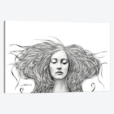 Awakening Canvas Print #XAN47} by Anastasia Alexandrin Canvas Art