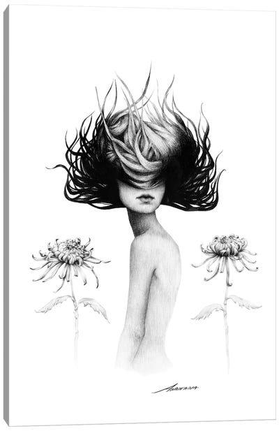 Bloom Canvas Art Print