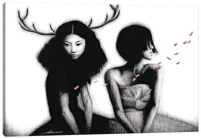 Changling Canvas Art Print