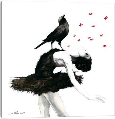 Odile Canvas Art Print