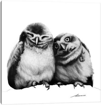 P And Pod Canvas Art Print